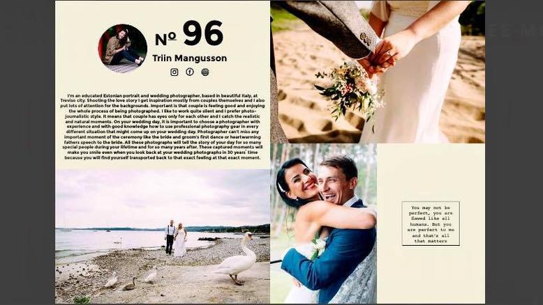 Best of the world TOP - 100 wedding photographers