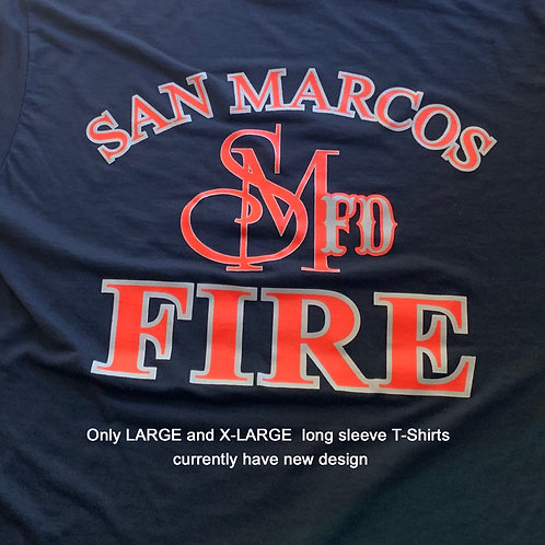 On Duty T-Shirt (long sleeve)