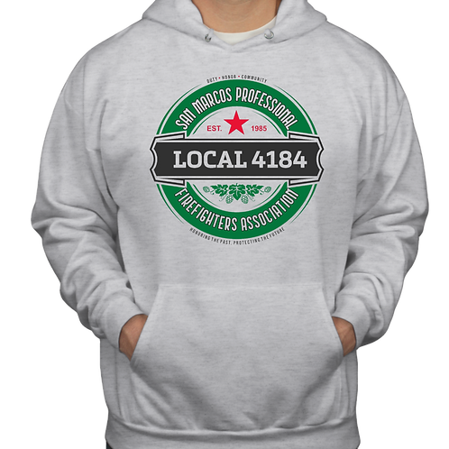 LOCAL 4184 Lager Hoodie