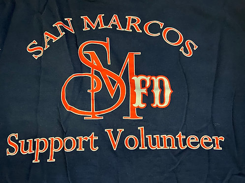 Support Volunteer T Shirt