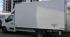 Opel Movano - chladící / mrazící skříň