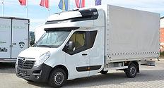 Opel Movano - Eurobox