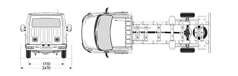 Opel Movano podvozek L3H1 rozměry 1 nase