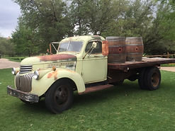 1947 Chevy Pick Up picture car