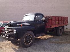 1948 Ford Dump Truck event rental