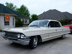1962 Cadillac picture car wedding rental