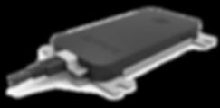 Identix miniPad SMA mini leitor RFID UHF USB com duas portas de RF para antenas externas