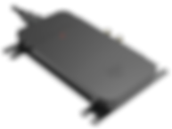 Identix miniPad SMA ultra-compact UHF RFID USB reader with two antenna ports