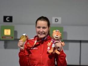 Stephanie Laura Grundsøe vinder ungdoms-OL