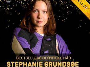 Stephanie Grundsøe OL-håb 2020!!!