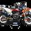 Thumbnail: KTM EXC XCW SX-XC 2017-2019 WHİTE RED GRAPHIC DECAL STICKER KIT