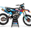 Thumbnail: KTM EXC XCW SX-XC 2017-2019 BULLDOG CUSTOM GRAPHIC DECAL STICKER KIT
