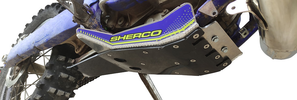SHERCO SKID PLATE 2T-4T All Models 2014-2021