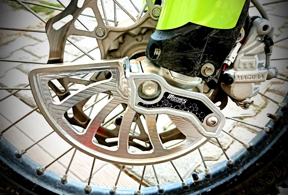 HUSQVARNA  FRONT DISC  PROTECTION 2016 - 2021