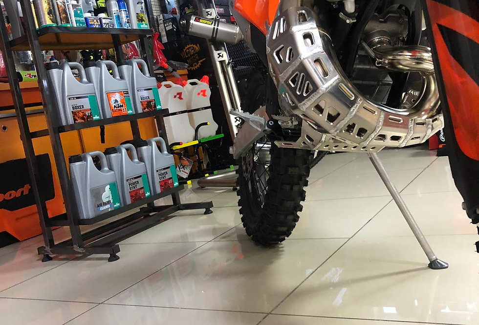 KTM BASH PLATE WITH PIPE GUARD SX-EXC-XC-XCW-TPI 150 2020-2022