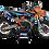Thumbnail: KTM EXC XCW SX-XC 2020-2022 GO PRO GRAPHIC DECAL STICKER KIT
