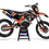 Thumbnail: KTM EXC XCW SX-XC 2020-2022 SIXDAYS GRAPHIC DECAL STICKER KITKTM EXC XCW SX-XC 2
