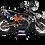 Thumbnail: KTM EXC XCW SX-XC 2020-2022 GRAPHIC DECAL STICKER KIT  BLACK