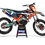 Thumbnail: KTM EXC XCW SX-XC 2020-2022 GRAPHIC DECAL STICKER KIT WESS EDITION
