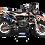 Thumbnail: KTM EXC XCW SX-XC 2017-2019 ORANGE WHİTE BLACK GRAPHIC DECAL STICKER KIT