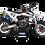 Thumbnail: KTM EXC XCW SX-XC 2017-2019 WHİTE CUSTOM GRAPHIC DECAL STICKER KIT