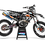 Thumbnail: KTM EXC XCW SX-XC 2017-2019 WHİTE LİNE GRAPHIC DECAL STICKER KIT