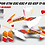 Thumbnail: KTM EXC XCW SX-XC 2017-2019 GRAPHIC DECAL STICKER KIT SIXDAYS 2017