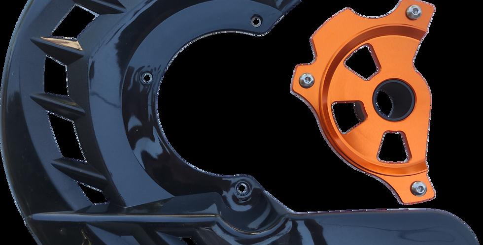 KTM  REAR BRAKE DISC GUARD 2004 / 2022