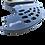 Thumbnail: Beta Rear Brake Disc Guard 2013-2019  2T- 4T Models Black