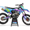 Thumbnail: KTM EXC XCW SX-XC 2017-2019 PİNK BLUE CUSTOM GRAPHIC DECAL STICKER KIT