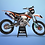Thumbnail: KTM EXC XCW SX-XC 2014-2016  BLACK RED GRAPHIC DECAL STICKER KIT