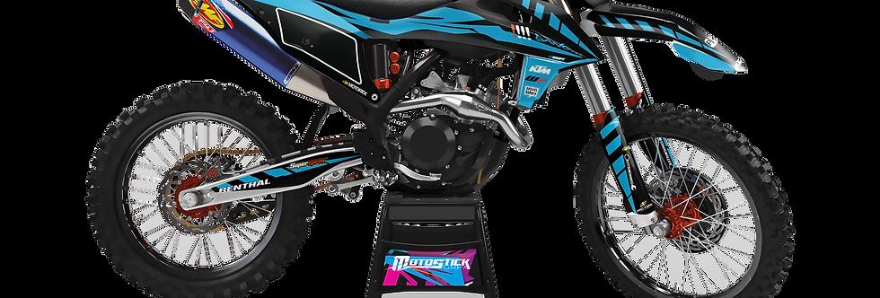 KTM EXC XCW SX-XC 2020-2022 GRAPHIC DECAL STICKER KIT