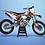 Thumbnail: KTM EXC XCW SX-XC 2014-2016  GRAPHIC DECAL STICKER KIT