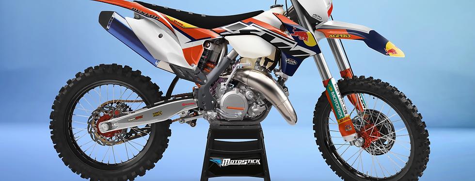 KTM EXC XCW SX-XC 2014-2016  GRAPHIC DECAL STICKER KIT