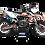 Thumbnail: KTM EXC XCW SX-XC 2017-2019 FOX GRAPHIC DECAL STICKER KIT