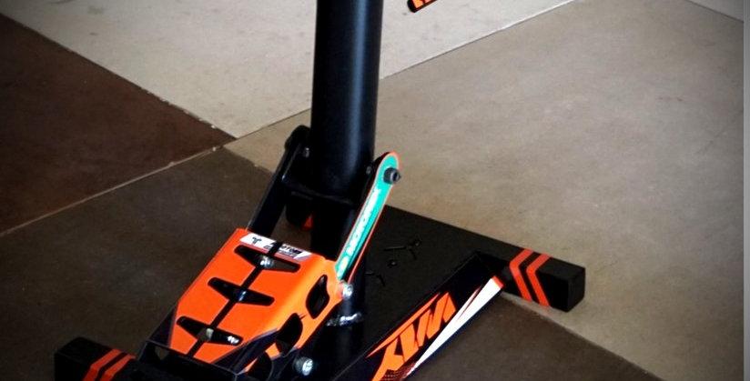 KTM Dirtbke Stand Lift / Enduro Motocross Mx Kopyası