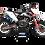 Thumbnail: KTM EXC XCW SX-XC 2017-2019 CHILE CUSTOM GRAPHIC DECAL STICKER KIT