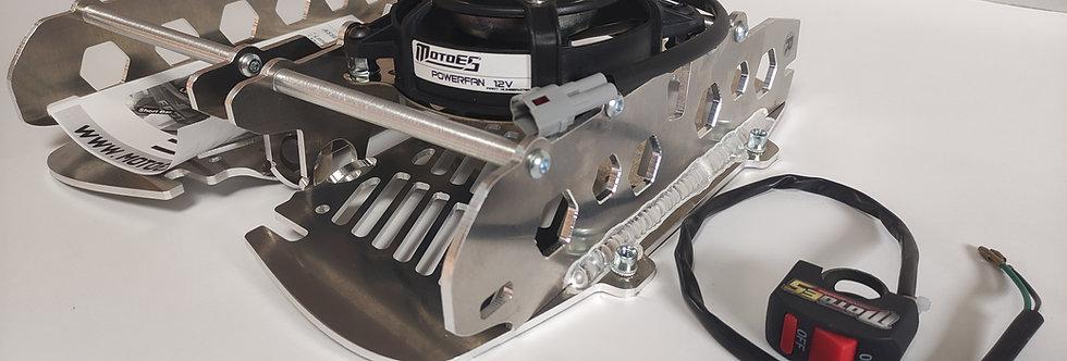 KTM RADIATOR GUARD  2T/4T  2017-2019 MODEL