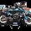 Thumbnail: KTM EXC XCW SX-XC 2017-2019 BLUECUSTOM GRAPHIC DECAL STICKER KIT