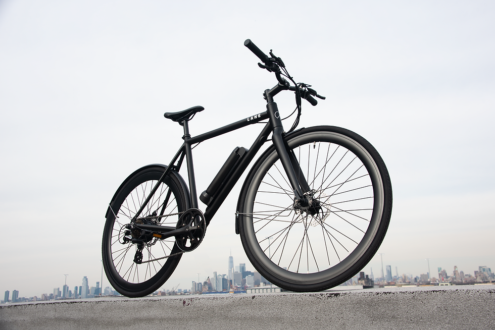 LANE Electric bikes for a better tomorrow