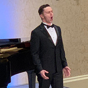 Local Tenor Matt Hill Wins First Prize in NATSAA