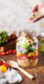 Meal Prep Jar