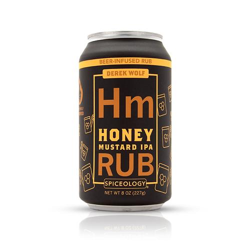Honey Mustard IPA Rub