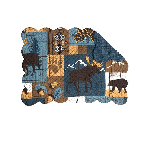 Timber Trails Sky Placemat