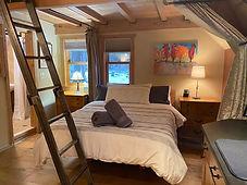 bedroom winterhaus