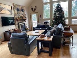 living room elk ridge lodge