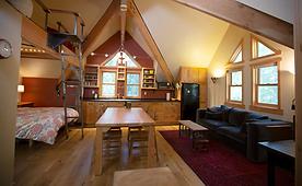 main living space winterhaus