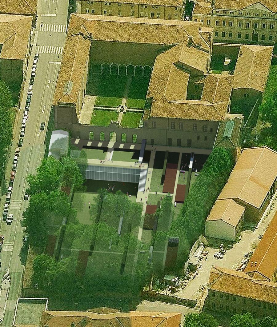 Palazzo dei Diamanti_Finalist