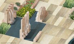 Fountain in Avezzano_3rd Prize