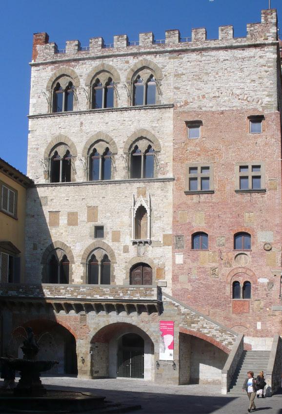 Palazzo Pretorio Museum_4th Prize